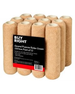 Buy Right® 230mm Roller Covers Pack of 12