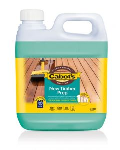 Cabot's New Timber Prep 4L