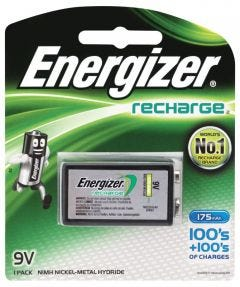 Energizer 9V Recharge Battery