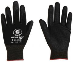 Rhino Synthetic Grip Gloves Large