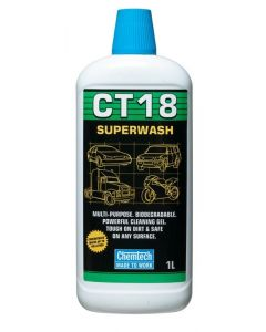 Chemtech CT18 Car Superwash