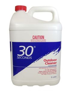 Cleaner Outdoor Concentrate 5L 30 Seconds
