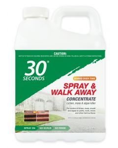30 Seconds Spray & Walk Away Cleaner Concentrate 2L