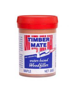 Timber Mate Woodfiller 250g Maple