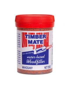 Timber Mate Woodfiller 250g Mahogony