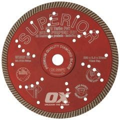 OX Pro MPS Turbo Diamond Blade 9""