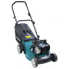 "Makita 140cc 4 Stroke Mulch & Catch Lawn Mower (18"")"