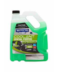 Tectaloy 5L 60 Plus Green Coolant