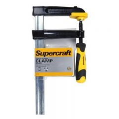 Supercraft 250 x 120mm Quick Action Clamps