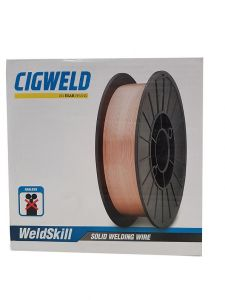Cigweld 0.9mm Solid Wire