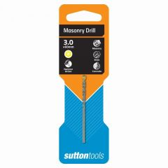Sutton Tools Masonry Standard Fixing Drill Bit