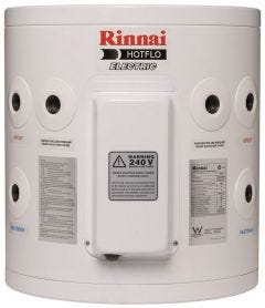 Rinnai Hotflo 25L 3.6kW Single Element Electric Water Tank EHF25S36