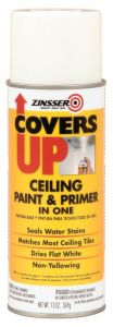 Zinsser Cover Up Ceiling Paint and Primer 369g