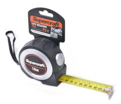 Supercraft Tape Measure Anodised 10m