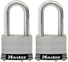 Master Lock Laminated Padlock 2 Pack 44mm