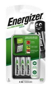 Energizer Maxi Charger 4 Pack