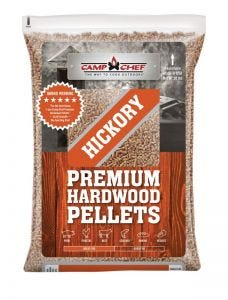 Camp Chef Hickory Premium Hardwood Pellets 9kg