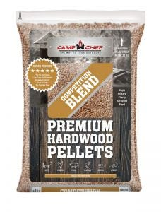 Camp Chef Competition Blend Premium Hardwood Pellets 9kg