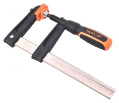 Supercraft 200x80mm Heavy Duty Clamp Quick Action