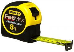 Stanley FatMax Tape Measure 8m/26'