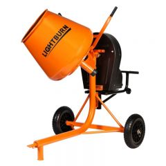 Lightburn Electric Cement Mixer 100 Litre