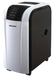 Dimplex Portable Air Conditioner Reverse Cycle with Dehumidifier 3KW
