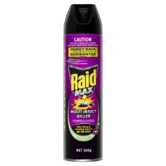 Raid Max Multi Insect Killer Spring Meadow 300g