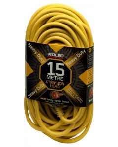 Arlec 15M Heavy Duty Extension Lead