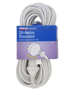 Arlec 20m Domestic Extension Lead