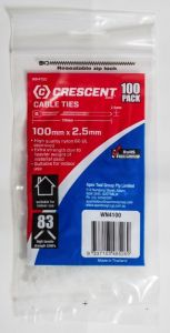 Crescent Cable Ties