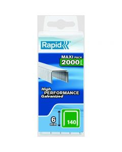 Rapid Heavy Duty Staple 6mm