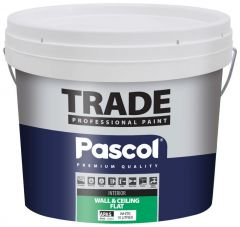 Pascol Trade Wall & Ceiling Paint 10L