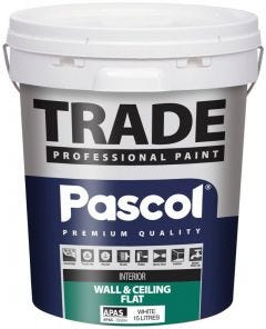 Pascol Trade Wall & Ceiling Paint 15L