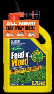 Brunnings Feed 'n Weed For Lawns 2.7L