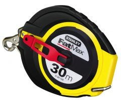 Stanley Fatmax 30m Steel Long Tape Measure