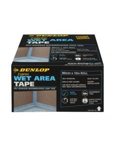 Dunlop 10 Metre Express Wet Area Tape