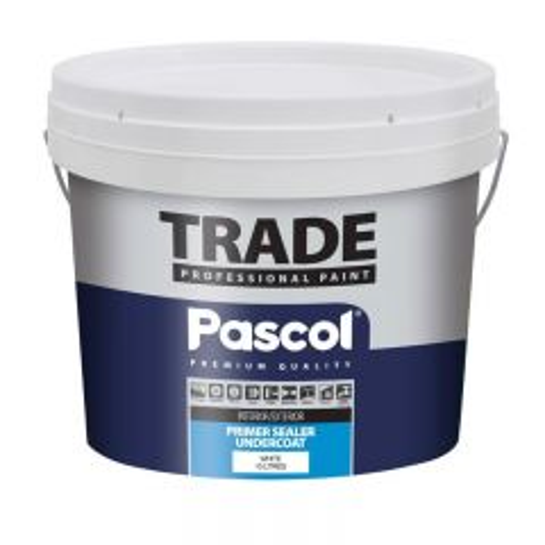 Pascol Trade Primer Sealer Undercoat Paint 10L