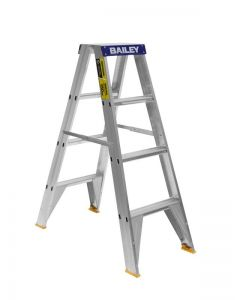Bailey Pro 4 Step Double-Sided Ladder 1.2m