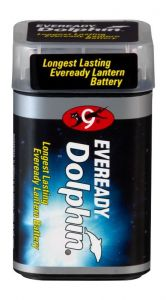 Eveready Dolphin 6V Battery