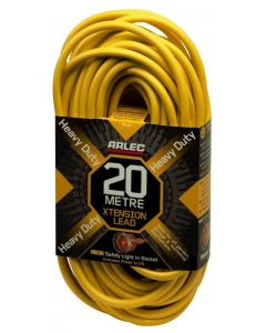 Arlec Heavy Duty Extension Lead 20m