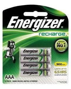 Energizer AAA Rechargeable Batteries