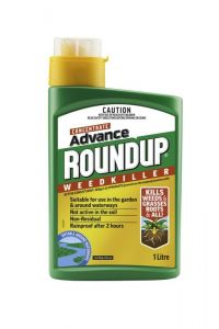 Roundup Advance Concentrate Herbicide 1L