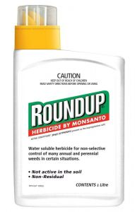Roundup White Concentrate Herbicide 1L