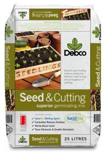 Debco Seed & Cutting Superior Germinating Mix 25L