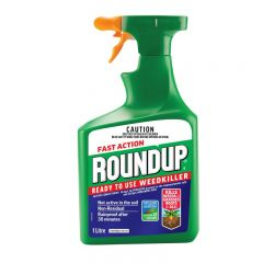 Roundup Fast Action Ready-To-Use Weed Killer 1L
