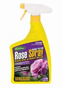 Brunnings Rose Insecticide 1 Litre