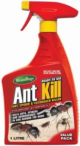 Brunnings Ant Kill Insecticide 1 Litre
