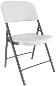 Lifetime Light Commercial Blow Mould Chair