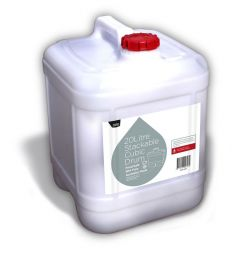 Water Container Square 20 Litre