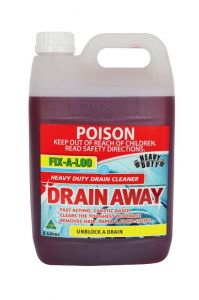 Drain Away Drain Cleaner 5L